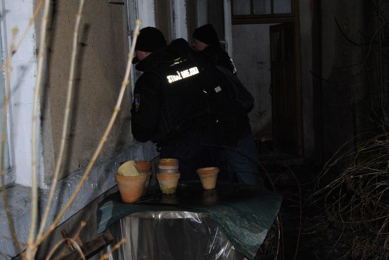 Strażnicy miejscy ujęli poszukiwanego mężczyznę