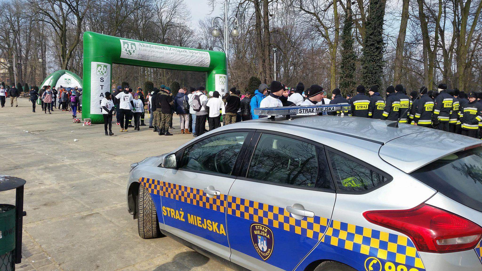 226 zgłoszeń od mieszkańców i wiele imprez plenerowych zabezpieczanych przez Straż Miejską